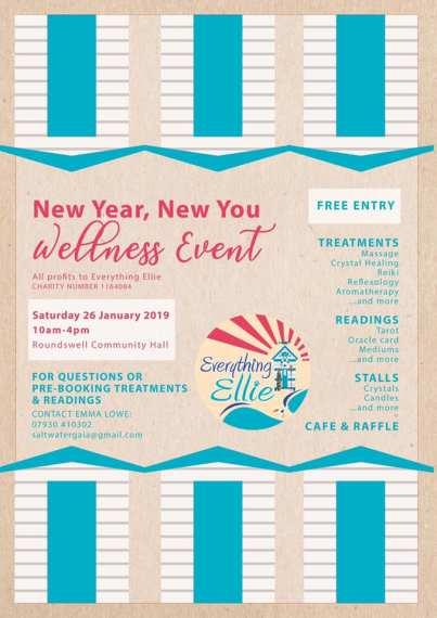 NYNY Wellness Poster