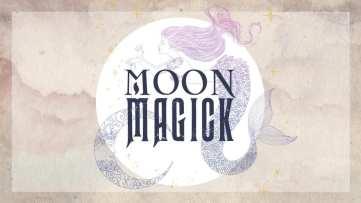 moon magick banner