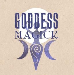 Goddess Magick Logo